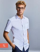Men´s Short Sleeve Tailored Coolmax® Shirt